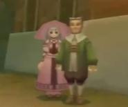 Radiata Princess belflower