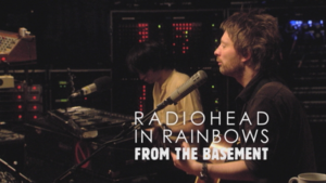 In rainbows from the basement