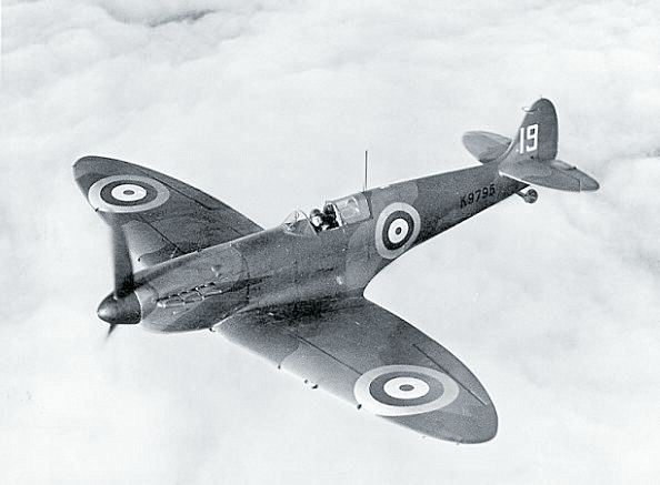 File:Supermarine Spitfire MkI.jpg
