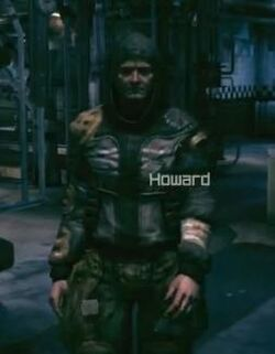 RAGE Howard