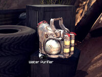 Rage WaterPurifier