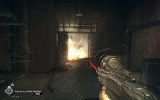 Rage Authority Prison grenade explosion