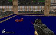 Rage Doom room inside