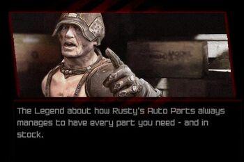 Rustys resupply