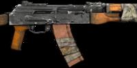 Settler Assault Rifle