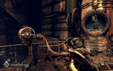 Rage Abandoned Distillery the distiller