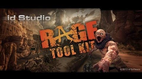 Rage tool kit - Your first map a basic tutorial