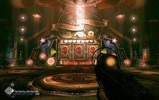 Rage Mutant Bash TV arena 3