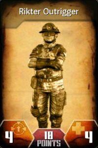Rikter Outrigger (Card)