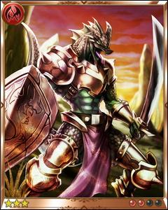 Lizard Knight+