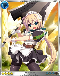 Claymore Maid++