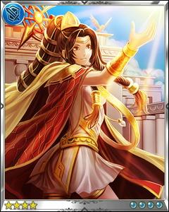 Sun Priestess+++