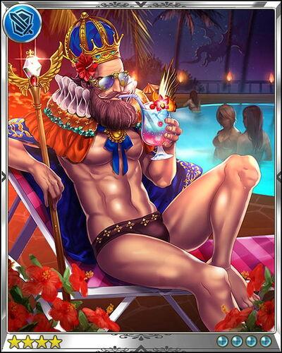 False King+++