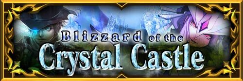 Blizzard of the Crystal Castle