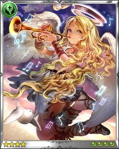 Trumpet Angel+++