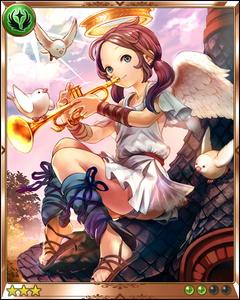 Trumpet Angel+
