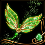Green Feather+
