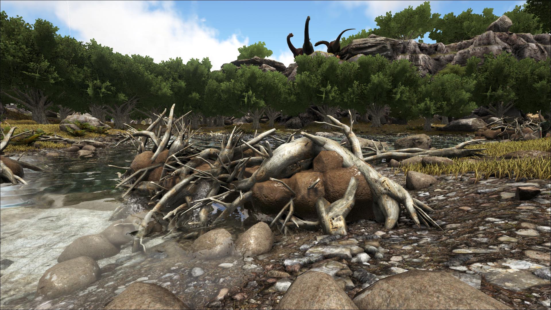 Beaver Cave (Ragnarok) - Official ARK: Survival Evolved Wiki   Ark Beaver Dam