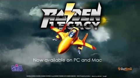 Raiden Legacy - Official Trailer