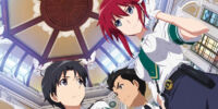 List of RAIL WARS! episodes