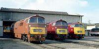 British Railways Class 52