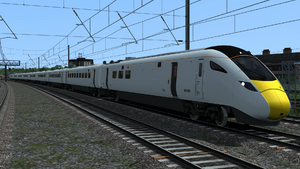 Class 801 profile