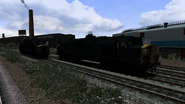 Doncaster Works gutted Class 37s