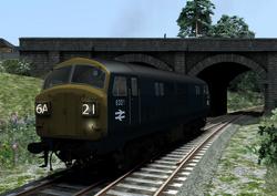 IHH Class 22 BR Blue