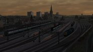 Doncaster Works Doncaster station