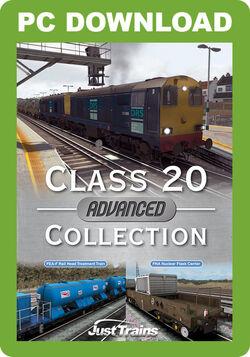 Class 20 Advanced Collection JT header