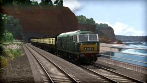 Class 35 DTG Riveria Line