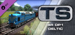 BR DP1 Deltic Loco Add-On Steam header