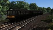 Class 107 BR Green profile