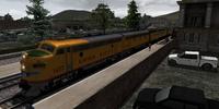 Castle Rock Railroad