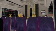 Class 166 passenger view