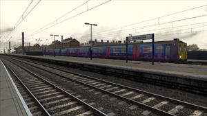 Midland Main Line London to Bedford Cricklewood