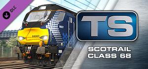 ScotRail Class 68 Loco Add-On Steam header