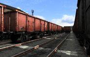 UK Coal Wagons Pack 03