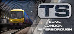 East Coast Main Line London-Peterborough Route Add-On Steam header