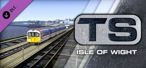 Isle of Wight Route Add-On Steam header