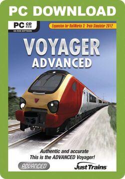 Voyager Advanced JT header