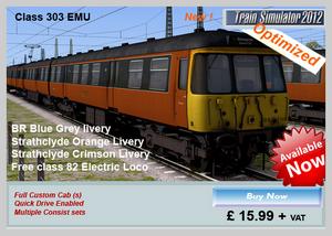 Class 303 EMU IHH header