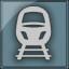 Achievement image Train Grey