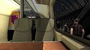 InterCity 225 RSB Passenger View