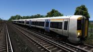 Class 375 Blue Stripe