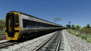 Class 158 Regional Railways profile