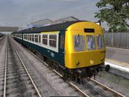 Class 101 Original BR Blue Grey First