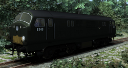 IHH Class 22 BR Green