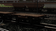 Class 02 conflat wagon