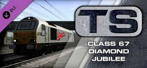 Class 67 Diamond Jubilee Loco Add-On Steam header